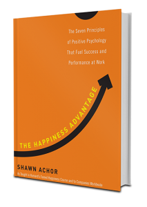 book on positive psychology by shawn achor